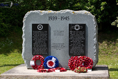 RAF Wattisham Memorial 1939-1945