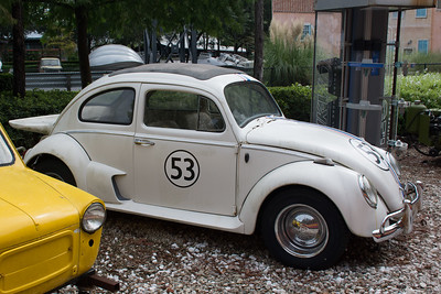 Herbie in the Boneyard