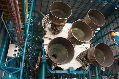 Saturn V 1st Stage