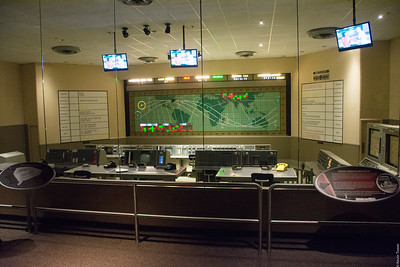 Mercury Mission Control