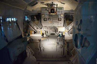 Lunar Module trainer