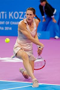 01.01 Andrea Petkovic - WTA Champions finals Sofia 2014_01.01