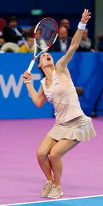 01.02 Andrea Petkovic - WTA Champions finals Sofia 2014_01.02
