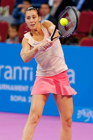 01.09 Flavia Pennetta - WTA Champions finals Sofia 2014_01.09