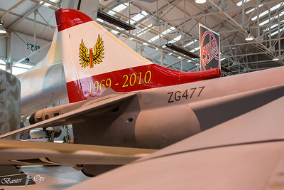 ZG477 Tail 230514 Cosford