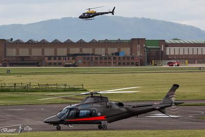Agusta A.109 & Squirrel HT.2