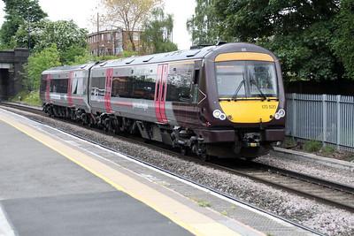 170520 passes to Birmingham New St.