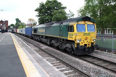 66543 1109/4m86 Felixstowe-Lawley St.