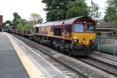 66194 1428/6x01 Scunthorpe-Eastleigh.