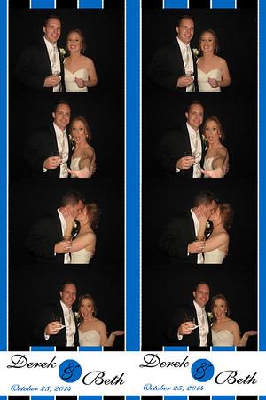Beth and Derek October 25, 2014