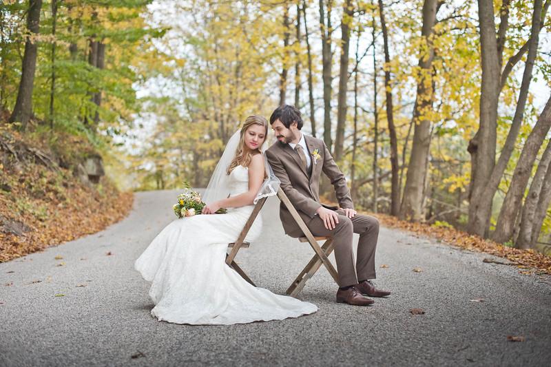 An Ohio wedding with Brandon and Cadelee