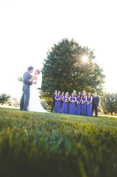 Chris and Nicole's Zanesville, Ohio wedding