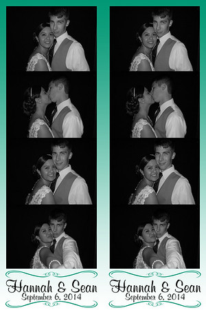 Hannah and Sean September 6, 2014