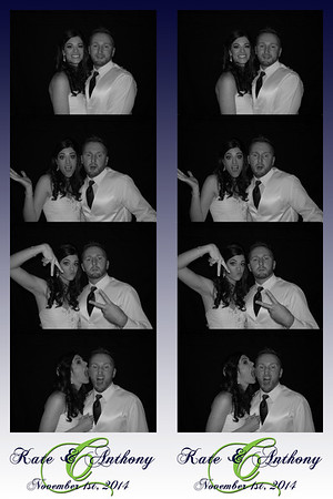 Kate and Anthony November 1, 2014