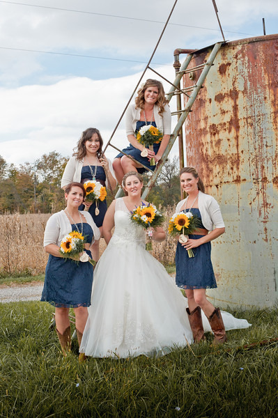 Barn at the Backwoods wedding photography with Abby and Skye