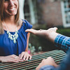 Ray and Nicole's engagement session in Zanesville, Ohio