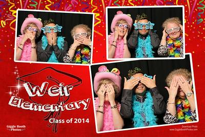Weir Elementary - Class of 2014
