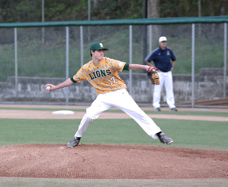 West Linn vs Canby April 18, 2014