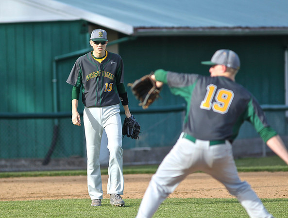 West Linn vs Lakeridge April 28, 2014