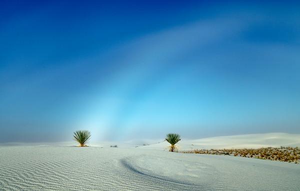 White Sands - White Rainbow