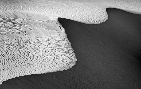 Wave in the Dunes, White Sands National Monument