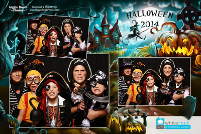 Whiterock Orthodontic Halloween 2014