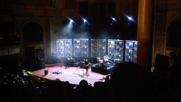 1/24-1/26/14  Carnegie Music Hall seeing the Pixies with Sarah.