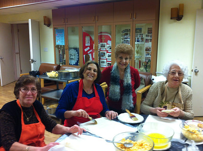 Women's Guild Lenten Fair Workshop 2014