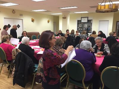 Women's Guild Meeting Nov 15, 2014