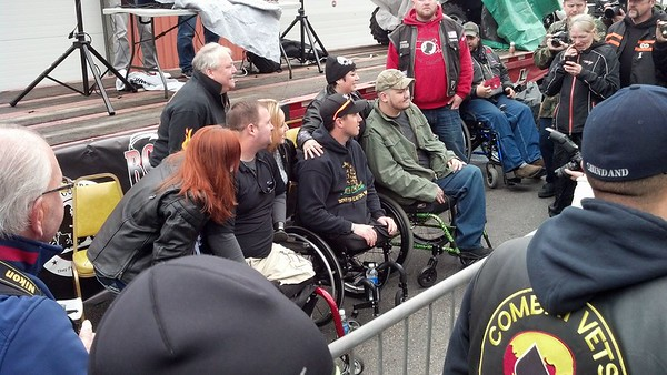 Wounded Vets