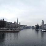 Zürich Quaibrücke 2014
