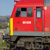 60039 in Margam Yard 18/04/14