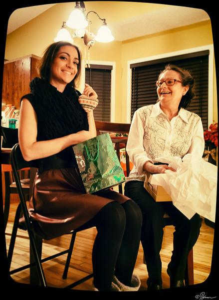 Noël chez Ariane et Kevin 2014-2