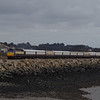 47832 with 47790 on the rear passes Pwll working Northern Belle's 11:59 Cardiff Central - Fishguard Hbr - Cardiff Central 01/03/14