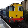 20304 prepares to depart Hayes working Pathfinder Railtours Buffer Puffer 11.1 10:26 Blackfriars - Cannon St 08/02/14
