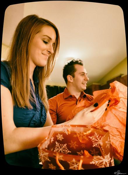 Noël chez Ariane et Kevin 2014-1