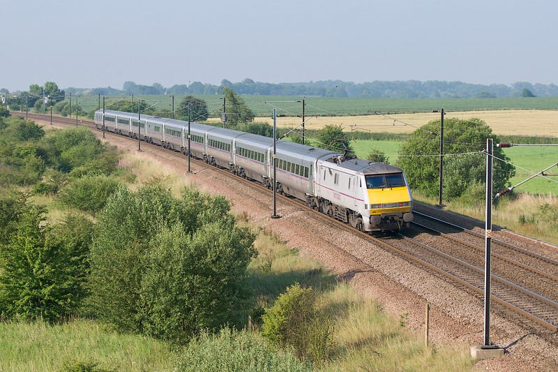 91129 1E01 Colton Junction 24/07/14