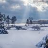 Moody Point; Winter Sun