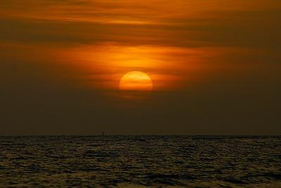 Gulf Coast Sunset - Sanibel Island - Florida