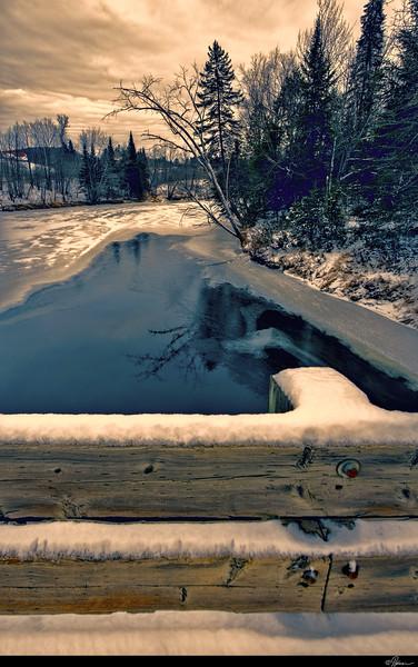 À l'aube de l'hiver-1