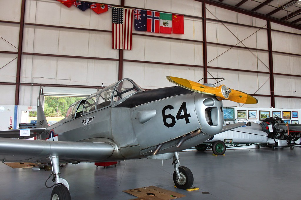 Dixie Wing Museum Peachtree City
