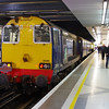 20304 arrived at London Cannon St working Pathfinder Railtours Buffer Puffer 11.1 10:26 Blackfriars - Cannon St 08/02/14