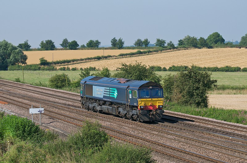 66425 Colton Junction 24/07/14