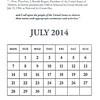 July, 2014, Five Roses Press
