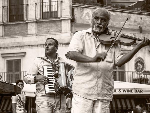 Street Life, Rome