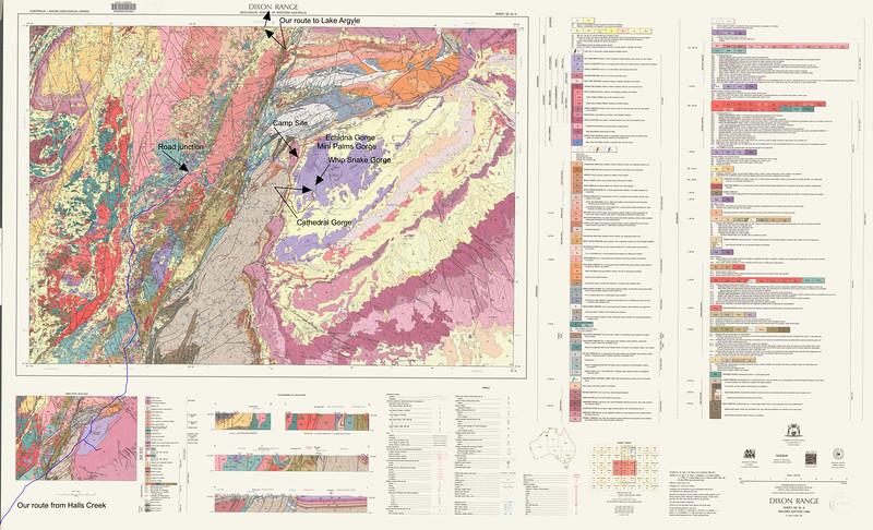 Bungle geol 1