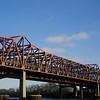 Lathan Goumas - lgoumas@shawmedia.com<br /> The Interstate 80 bridge stretches across the Des Plaines River on Dec. 23, 2013.