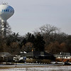Lathan Goumas - lgoumas@shawmedia.com<br /> A water tower is seen in Joliet on Dec. 23, 2013.