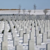 Lathan Goumas - lgoumas@shawmedia.com<br /> The Abraham Lincoln National Cemetery on Wednesday Dec. 18, 2013.