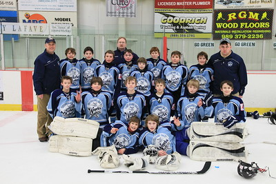 Alpena Thunder Bay Wrecks - PWAA